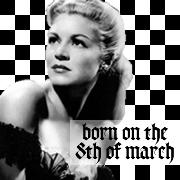 3月8日に生まれて