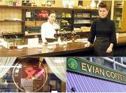 神戸元町 Coffee Bar エビアン