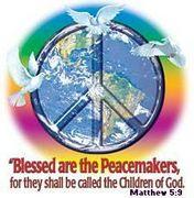 世界を平和にしたい人