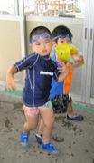 プールで練習-bottomline-diving