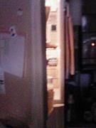 冷蔵庫に返事をする