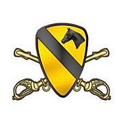 CROSSED SABERS ! 第1騎兵師団