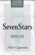 Seven Stars -MENTHOL LIGHTS-