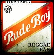 岡山 Bar RudeBoy