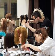 美容師アシスタント