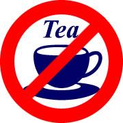紅茶が飲めません