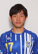 17矢部雅明選手(横河武蔵野FC)