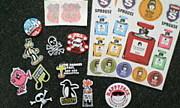 tetsuya Bass Stickers