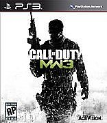 【PS3】Call of Duty:MW3(COD8)