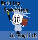 Writing something in English!