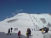 信州・平日スキーヤー