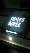 SHALES BOYLE(@亀戸)