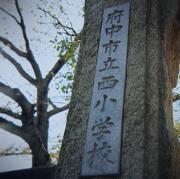 広島県府中市立西小学校