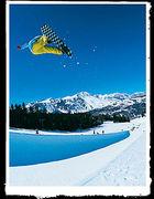 A snowboarder born in 1987