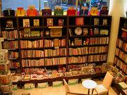 art-bookshop&cafe in 神保町