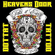 TATTOO --Heaven's Door--