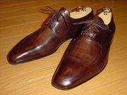 キメる時は革靴!
