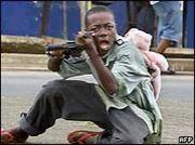 子ども兵 in Uganda