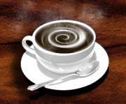 コーヒーカップ超高速回転