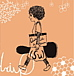 Quinka, with a Yawn