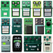 Ibanez TUBE SCREAMER TS808 TS9