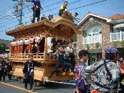 藤枝大祭2010[栄区]