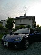 青のMR-S