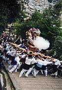 吉浦八幡神社例大祭(かに祭り)