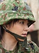 女性自衛官・女性の軍人