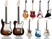 ギター好きなマイミクが欲しい!