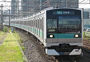 常磐線/千代田線 E233系2000番台