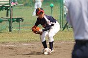子供が少年野球をやってる人の会