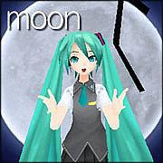 【初音ミク】moon