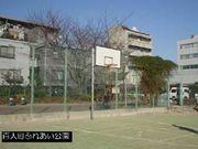 新宿区ふれあい公園バスケ部
