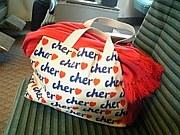Cher♥エコバッグ