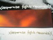 x DESPERATE FIGHT RECORDS x