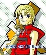 COMIC ART CGillust