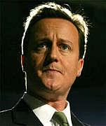 デービッド・キャメロン英首相