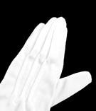 白い手袋フェチ