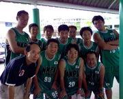 NKPJ basketball Team