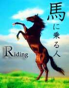 乗馬( `・∀・´)ノ初心者