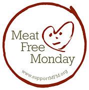 週に1度、お肉を食べない!