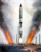 大陸間弾道ミサイル