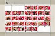 愛犬のお誕生日をカレンダーに!