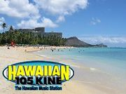 HAWAIIAN 105 KINE