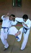 武道・武術『崩し技法』