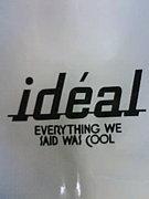 ideal イデアル
