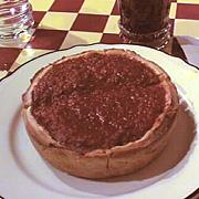 スタッフドピザ