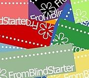from blind starter