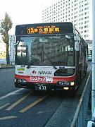 低床式バスの問題部分を申す!